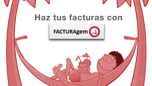 Make your invoices with FACTURAgem